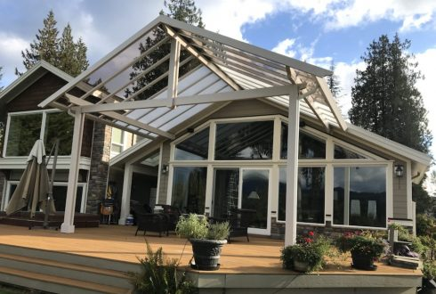 Extend Your Living Space with a Sunroom